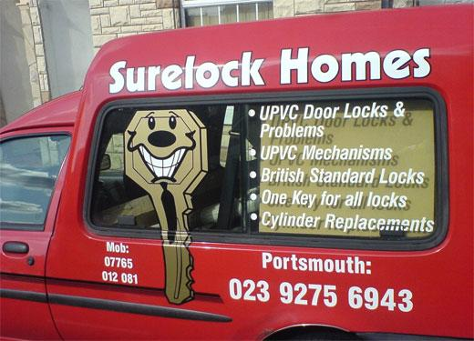 surelock homes
